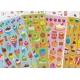 Stickers autocollants gommettes enfant food gâteaux boissons glaces patisseries macarons