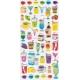 Stickers autocollants gommettes enfant food boissons