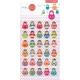Stickers autocollants gommettes enfant kawaii mignons poupées russes matriochka