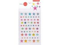 Stickers autocollants gommettes enfant kawaii mignons étoiles