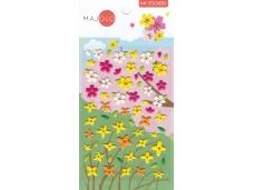 Stickers autocollants gommettes enfant fleurs