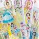 Autocollants pour enfant stickers gommettes princesse à habiller