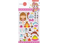 Stickers Minimi rose