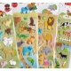 Stickers autocollants gommettes enfant animaux