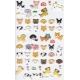 Stickers chiens