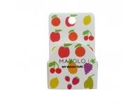 Washi tape fruits