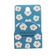 Washi tapes fleurs bleues