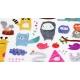 Stickers dessins animaux rigolos